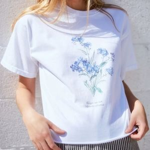 Brandy Melville Forget Me Not Ter sz Small